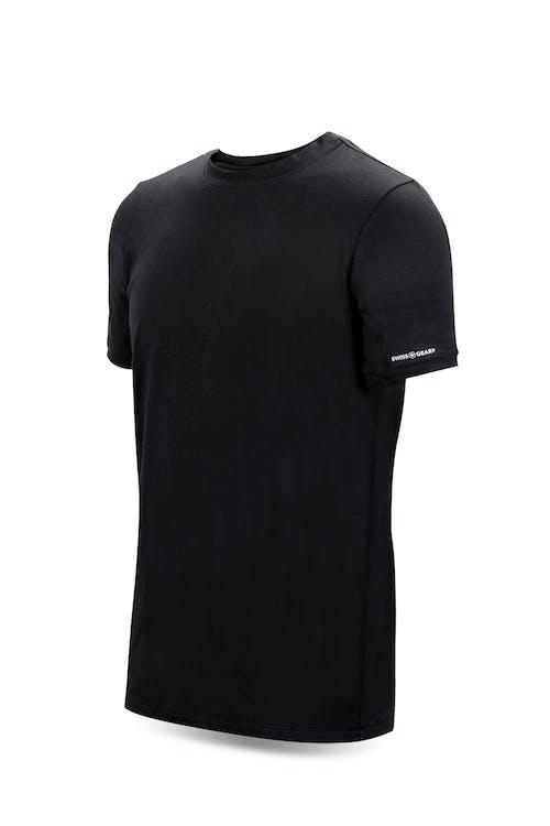 Swissgear 1000 Basic T-shirt - Medium - Black