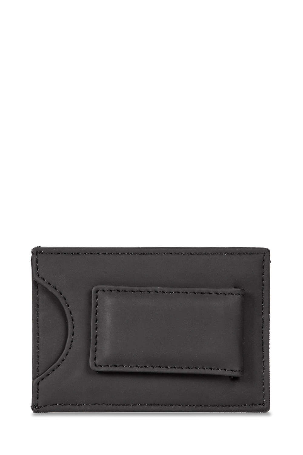 Delmont Bifold Wallet with Removable Card Case Slide Out Fully Lined Black