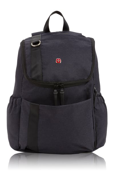 Online Exclusive Swissgear Diaper Backpack - Black a243895f92c15