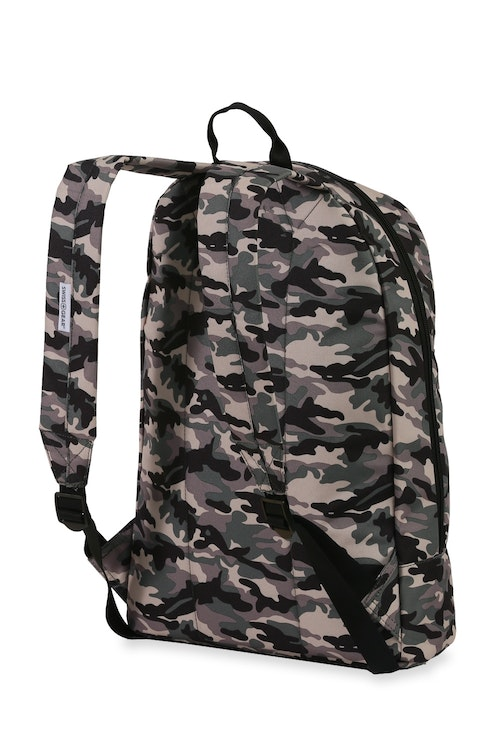 Swissgear 5319 Tablet Backpack with Patches Padded shoulder straps