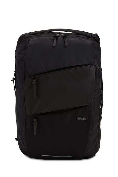 Swissgear 2872 Travel Laptop Bag Two front diagonal zip pockets