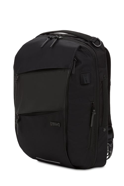 Swissgear 2872 Travel Laptop Bag - Black