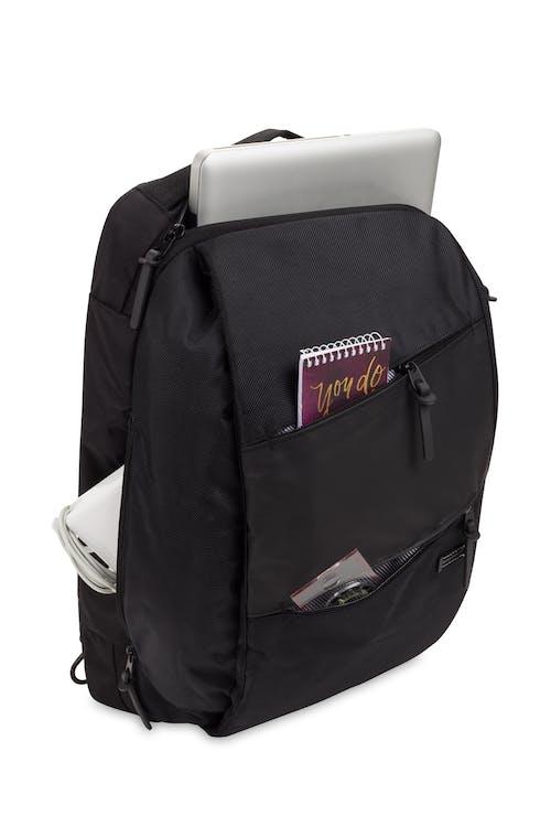 Swissgear 2872 Travel Laptop Bag side zip pocket