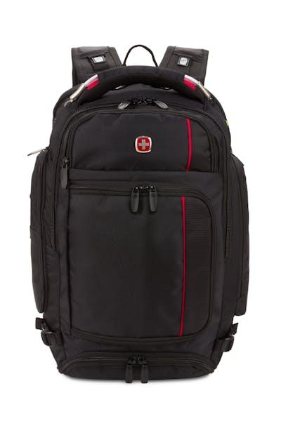 Swissgear 2909 ScanSmart Laptop Backpack with LED Light - Black