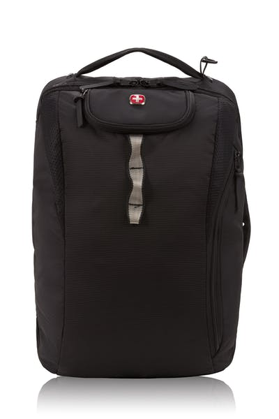 79424d7deb6 Online Exclusive Swissgear 2913 Hybrid Briefcase Backpack - Black