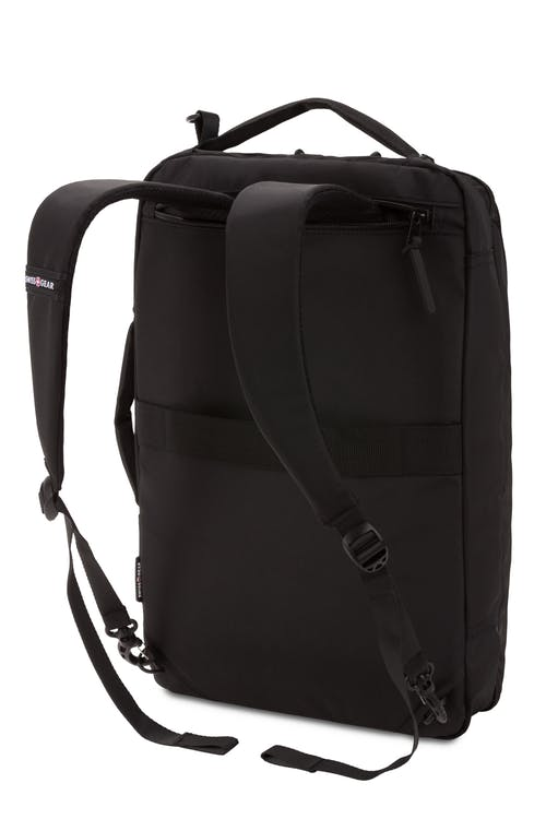 Swissgear 2913 Hybrid Briefcase Backpack Black Bag