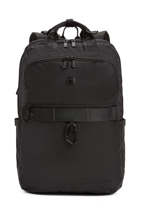 Swissgear 2917 USB ScanSmart Laptop Backpack Top grab handle