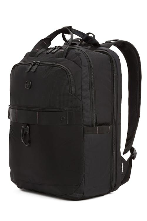 Swissgear 2917 USB ScanSmart Laptop Backpack - Black