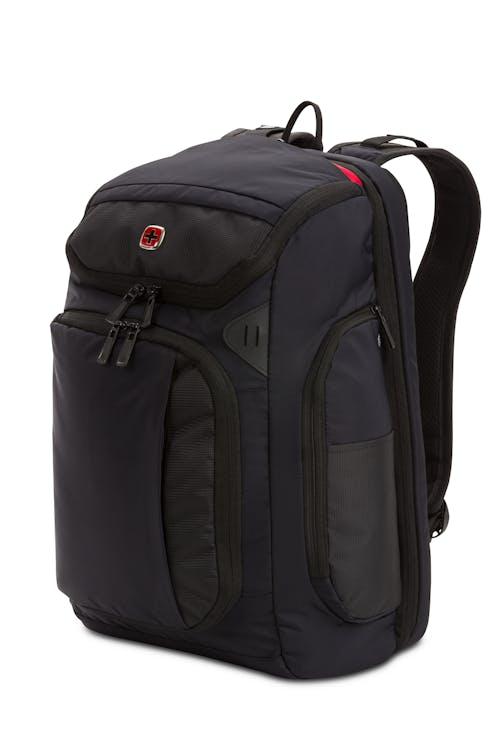 Swissgear 2936 USB ScanSmart Laptop Backpack - Black