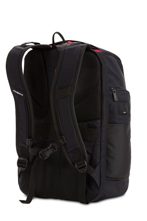 Swissgear 2936 USB ScanSmart Laptop Backpack contoured shoulder straps
