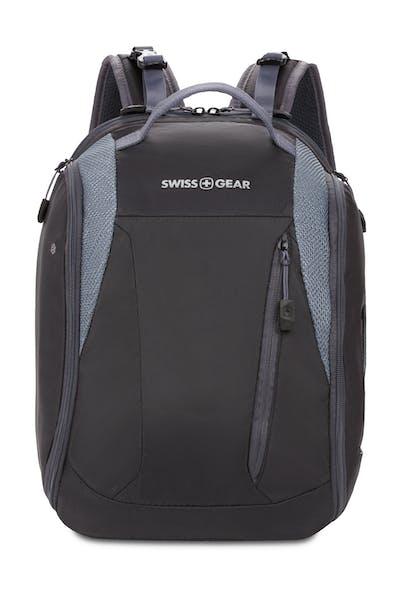 Swissgear 3530 Diaper Backpack - Black/Gray