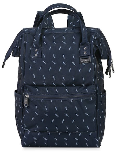 SwissGear 3576 Artz Laptop Backpack - Khaki Floral
