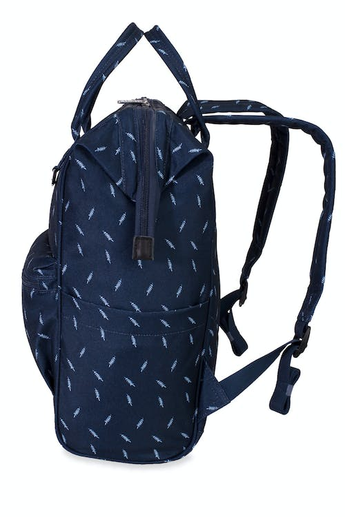 Swissgear 3576 Artz Laptop Backpack Two side water bottle pocket