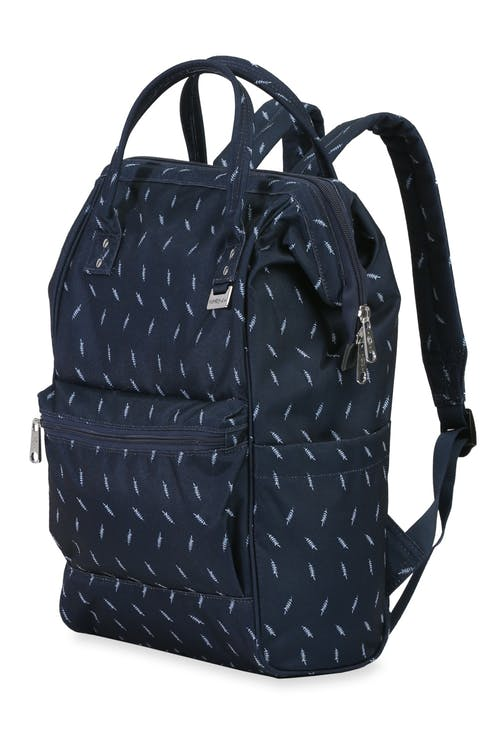 Swissgear 3576 Artz Laptop Backpack - Navy Feather