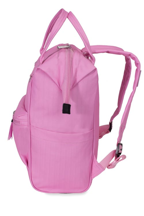 Swissgear 3576 Laptop Backpack Side View