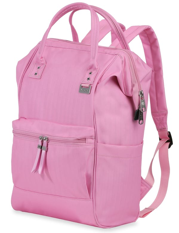 SwissGear 3576 Artz Laptop Backpack - Rose Kimono