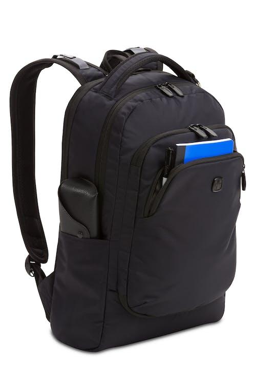 Swissgear 3660 Laptop Backpack front zip pocket