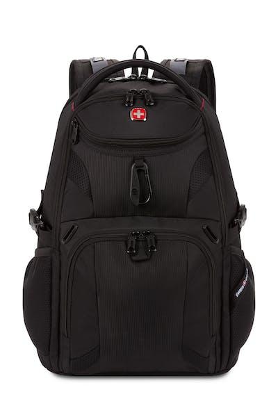 Swissgear 3988 ScanSmart Laptop Backpack - Black