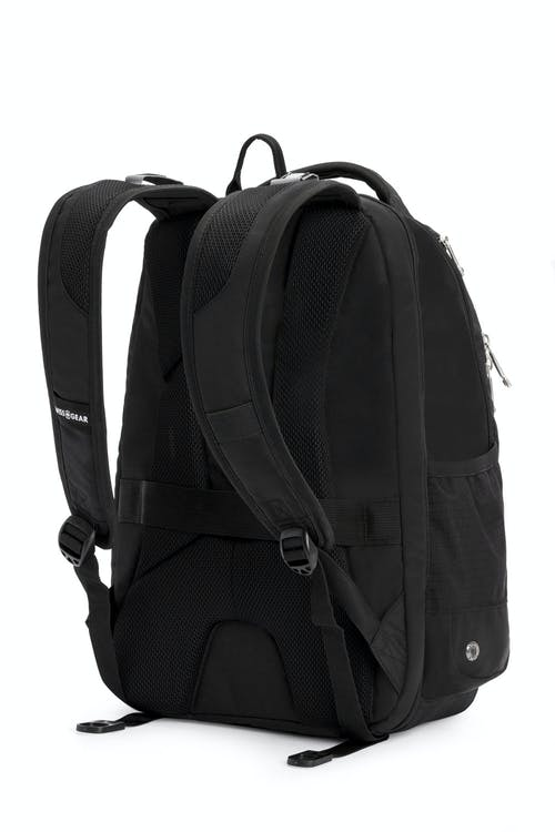SWISSGEAR 5527 Scansmart Backpack padded shoulder sleeves and padded Airflow back panel