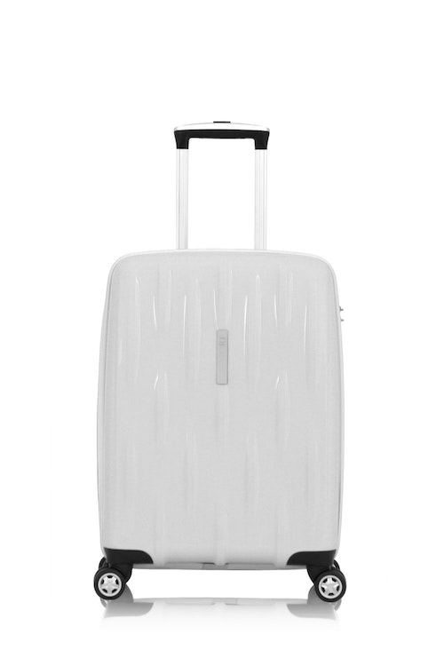 "SWISSGEAR 6191 20"" HARDSIDE CARRY-ON SPINNER LUGGAGE"