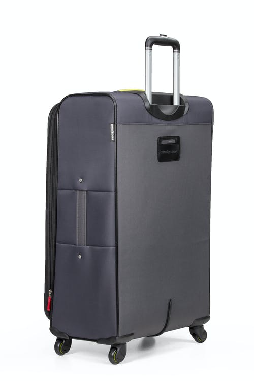 "SWISSGEAR 6262 28"" Softside Expandable Spinner Luggage - Integrated ID tag"