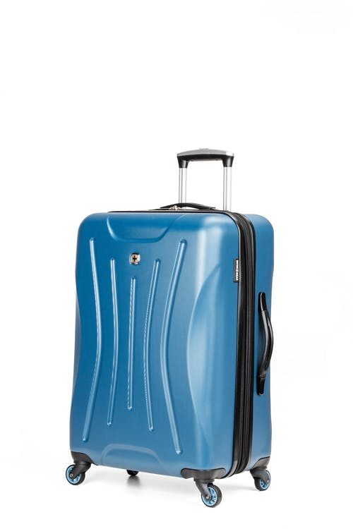 "Swissgear 7270 19"" Hardside Expandable Spinner Luggage - Blue"