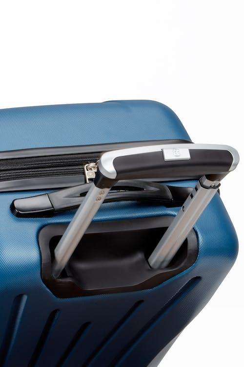 "SWISSGEAR 7270 19"" Hardside Expandable Spinner Luggage - Premium, aluminum telescopic locking push/pull handle"