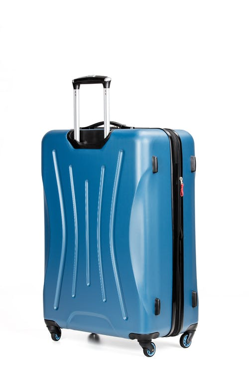 "SWISSGEAR 7270 23"" Hardside Expandable Spinner Luggage - Durable ABS split case"