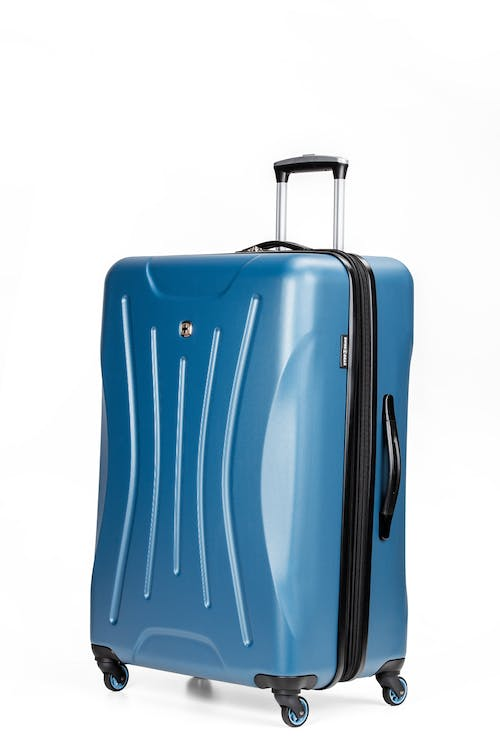 "SWISSGEAR 7270 23"" Hardside Expandable Spinner Luggage - Blue"
