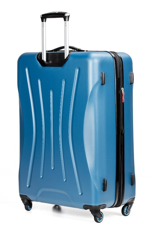 "SWISSGEAR 7270 26"" Hardside Expandable Spinner Luggage - Durable ABS split case"
