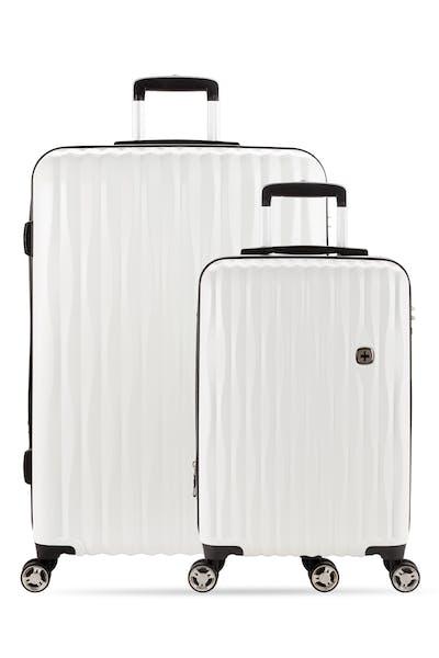 Swissgear 7272 Energie Expandable 2pc Hardside Spinner Luggage Set