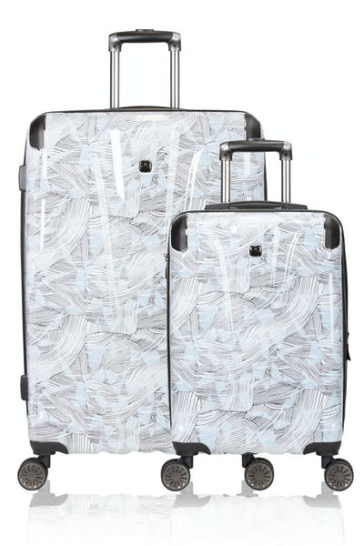 Swissgear 7330 Expandable Hardside Spinner Luggage 2pc Set