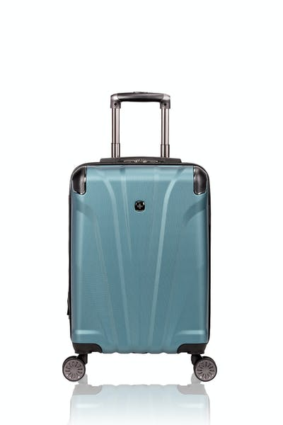 "Swissgear 7330 19"" Expandable Carry On Hardside Spinner Luggage"