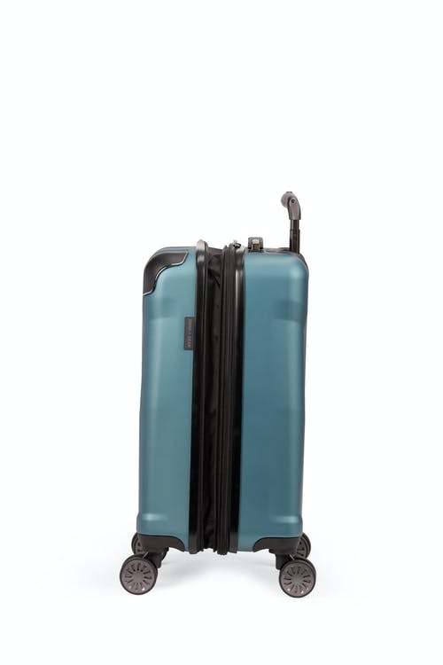 "Swissgear 7330 19"" Expandable Hardside Spinner Luggage Expands for additional interior space"