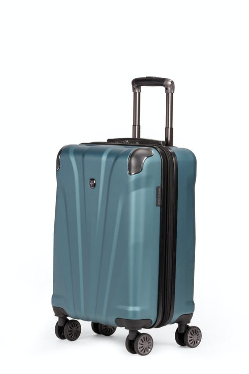 "Swissgear 7330 19"" Expandable Hardside Spinner Luggage - Teal"