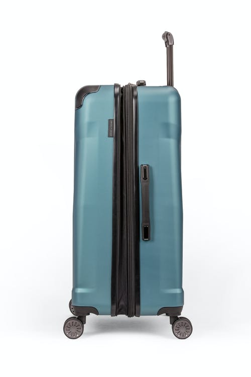 "Swissgear 7330 26"" Expandable Hardside Spinner Luggage Expands for additional interior space"