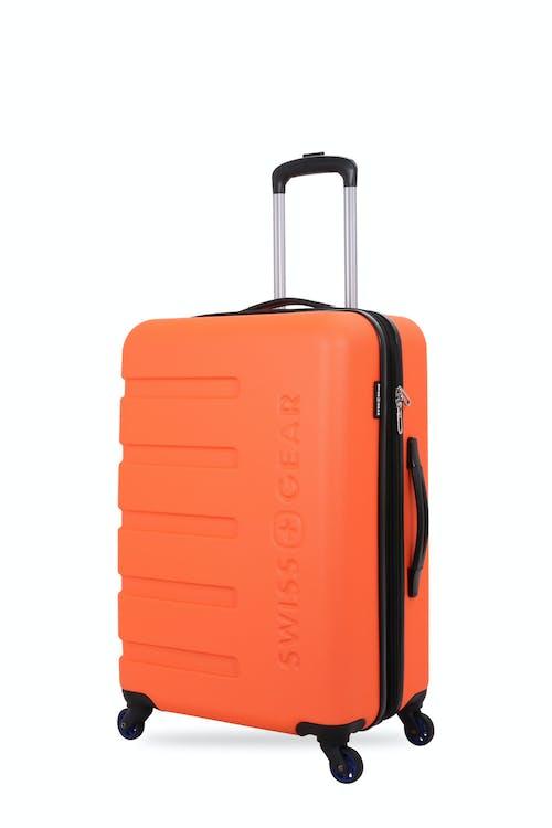 """SWISSGEAR 7366 18"""" Expandable Hardside Luggage - Orange"""