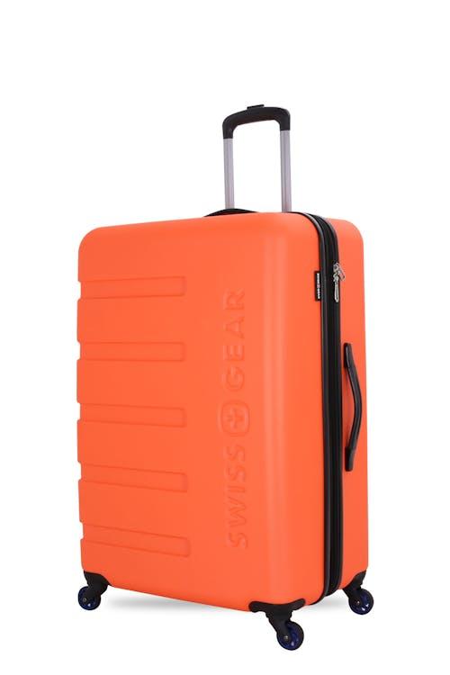 """SWISSGEAR 7366 23"""" Expandable Hardside Luggage - Orange"""