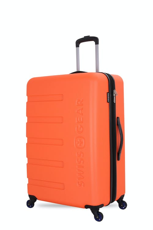 "SWISSGEAR 7366 23"" Expandable Hardside Luggage - Orange"