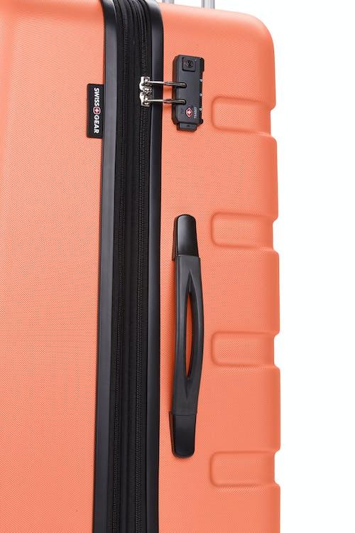 Swissgear 7366 Expandable Hardside Luggage ABS hardside split-case body