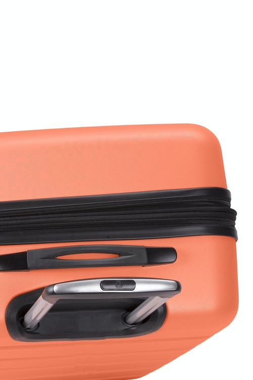 Swissgear 7366 Expandable Hardside Luggage Molded handles