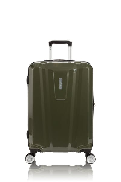"Swissgear 7510 24"" Hardside Spinner Luggage - Olive"