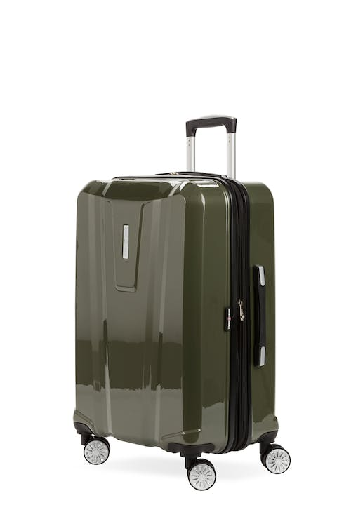 "Swissgear 7510 24"" Hardside Spinner Luggage - Olive"