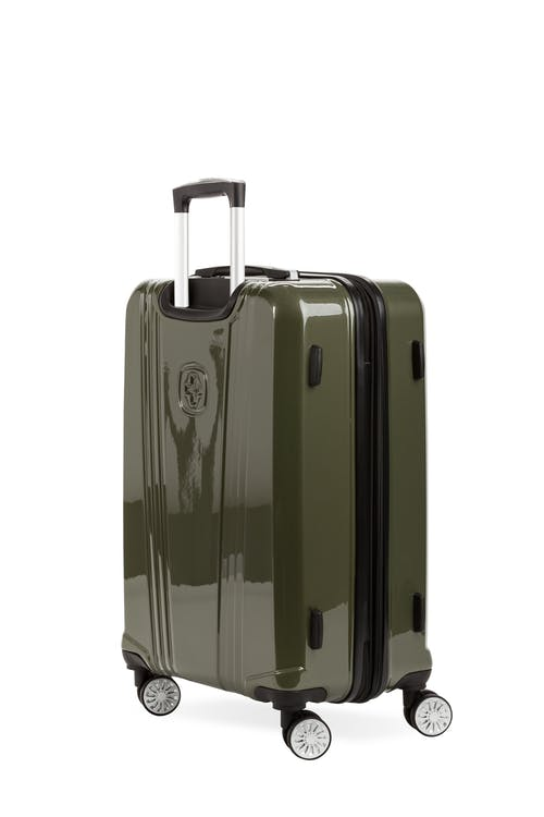 "Swissgear 7510 24"" Hardside Spinner Luggage hardside construct"