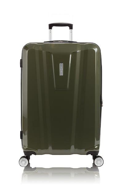 "Swissgear 7510 28"" Hardside Spinner Luggage - Olive"