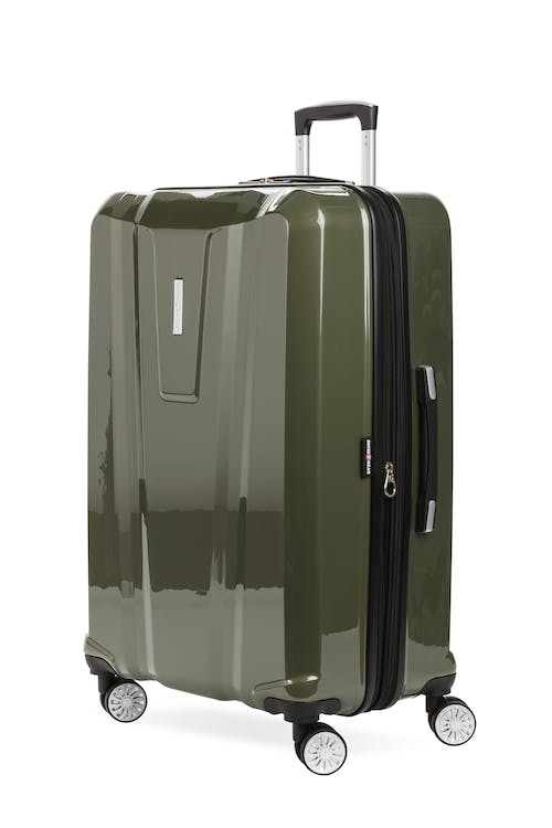 "Swissgear 7510 28"" Hardside Spinner Luggage - Olive"