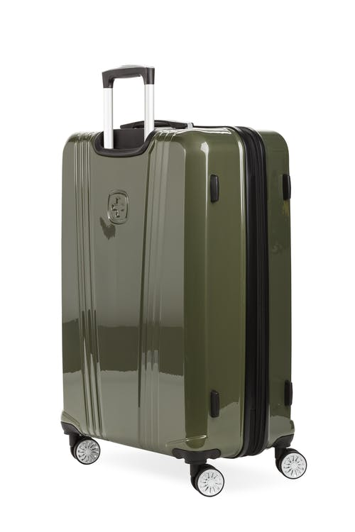 "Swissgear 7510 28"" Hardside Spinner Luggage hardside construct"