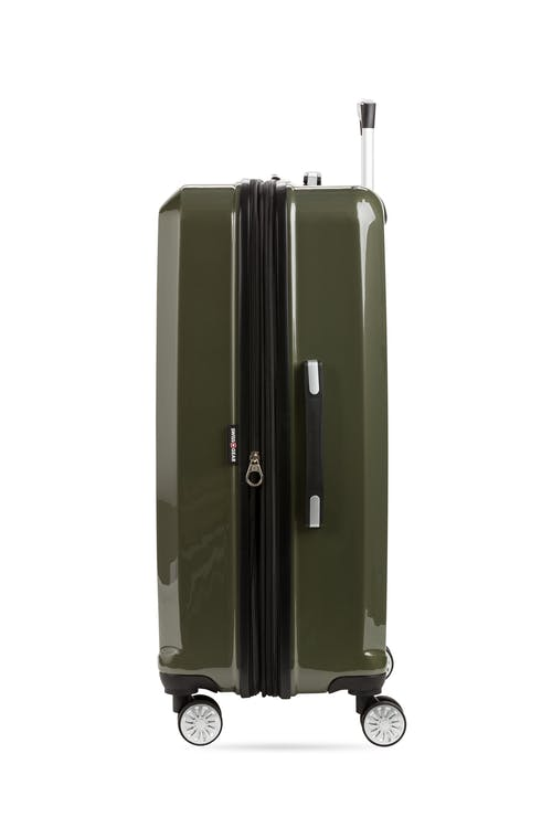 "Swissgear 7510 28"" Hardside Spinner Luggage Expands"
