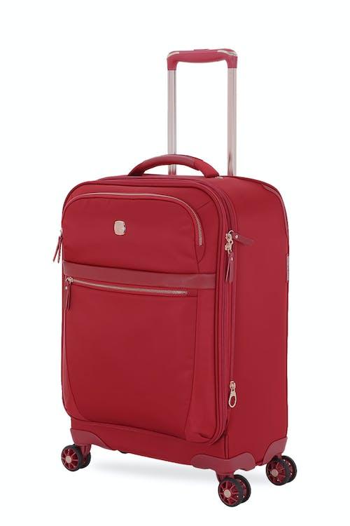 """Swissgear 7636 Geneva 24"""" Expandable Liteweight Luggage  - Bossa Nova"""