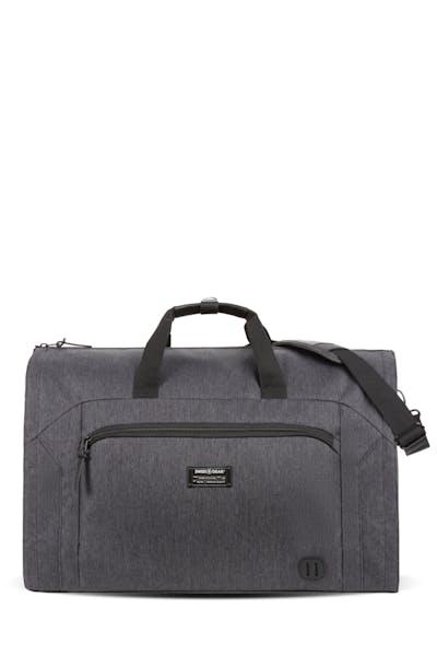 """Swissgear 7638 23"""" Getaway XL Everything Duffel Bag - Dark Gray"""